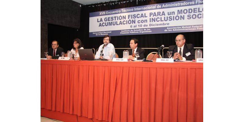2008 - XVIII Encuentro Técnico Anual