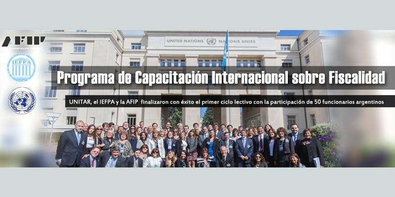 Programa de Capacitación Internacional sobre Fiscalidad
