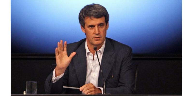 """Alfonso Prat-Gay: """"Elegimos el camino del gradualismo porque es el único posible"""""""