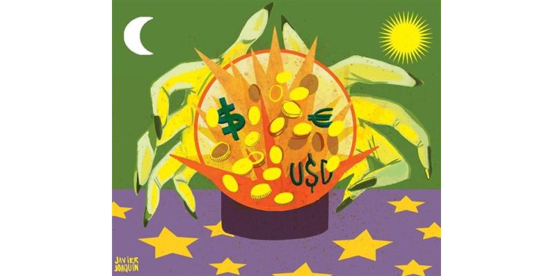 """Qué dicen de la economía global los """"jinetes del apocalipsis"""""""
