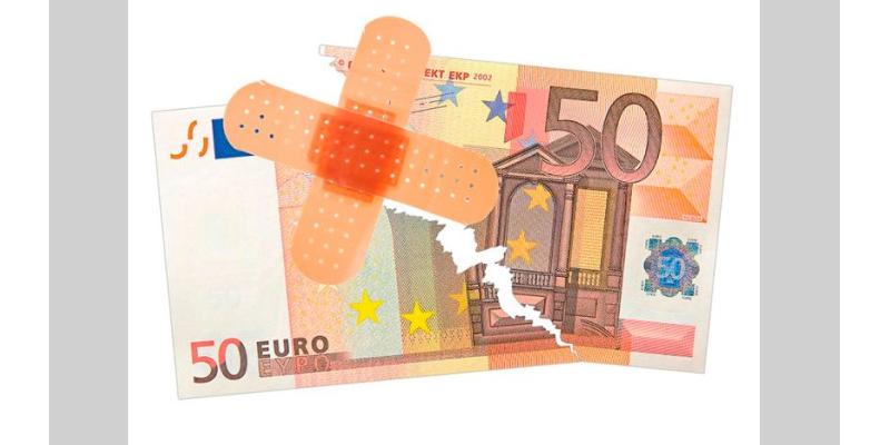 El Banco Central de Europa admite escalada de riesgos