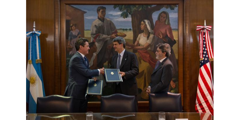 Se firmó importante acuerdo de intercambio fiscal con EEUU