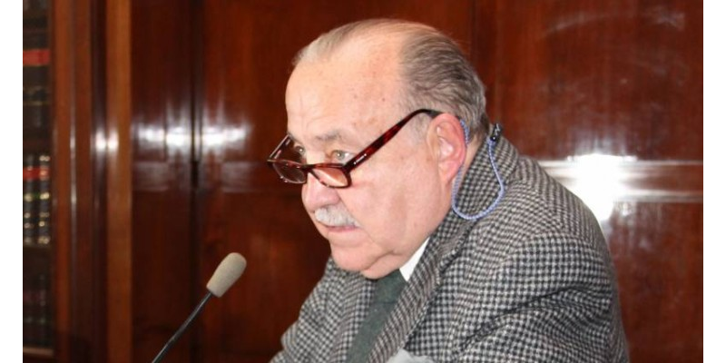 Fallecimiento Dr. José Osvaldo Casás
