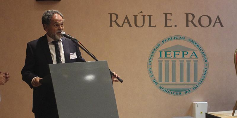 Discurso Inaugural del Presidente del IEFPA