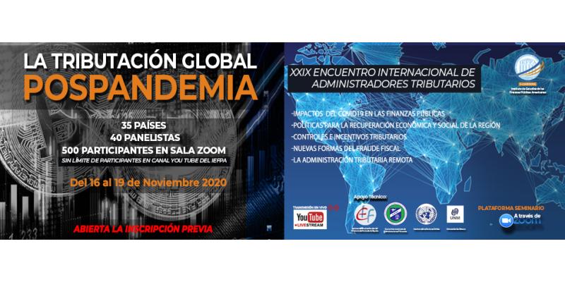 XXIX CONGRESO INTERNACIONAL DE ADMINISTRADORES TRIBUTARIOS