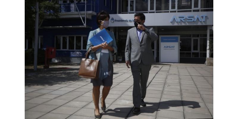 Convenio tecnológico entre Arsat y AFIP