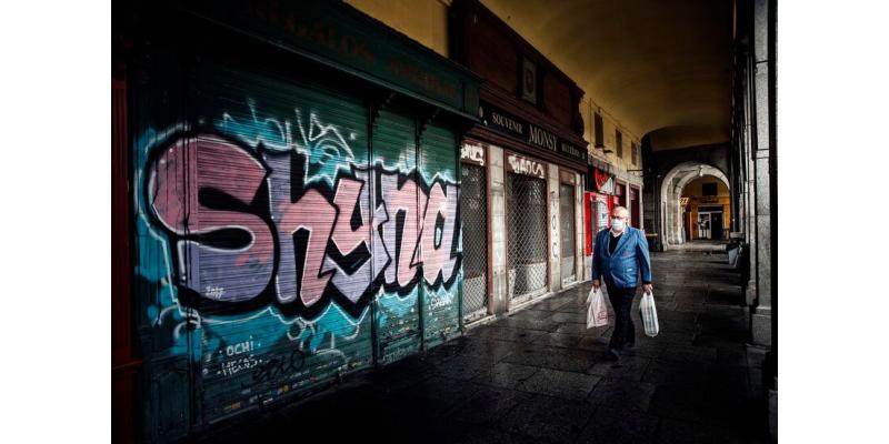 Subida del gasto público en España por la pandemia