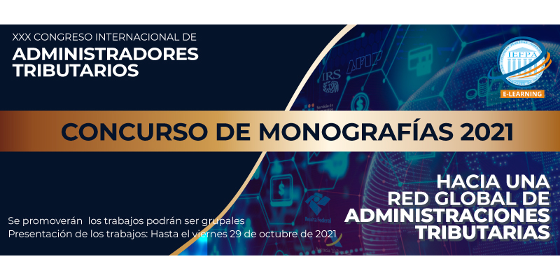 CONCURSO DE MONOGRAFÍAS IEFPA 2021