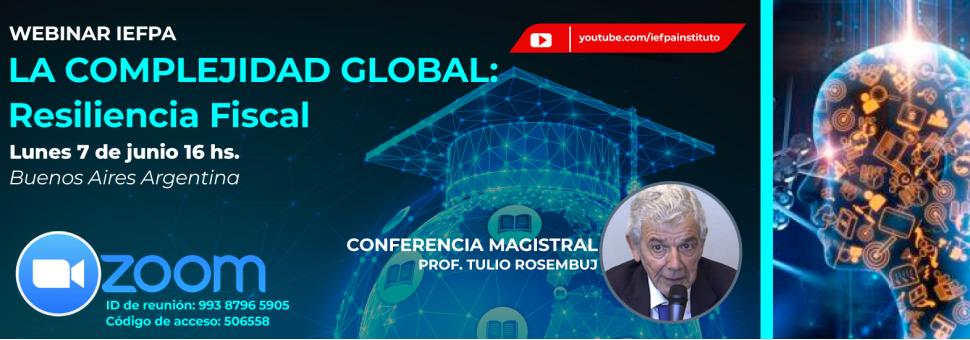 Conferencia Tulio Rosembuj