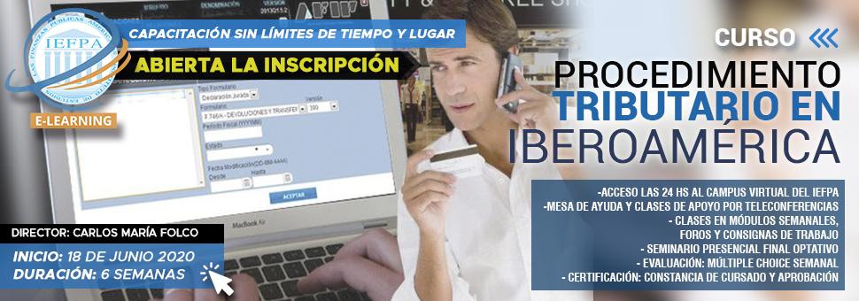 Procedimiento Tributario en Iberoamérica 2020