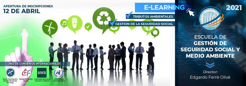Tributos Ambientales, Responsabilidad Social y Desarrollo Sostenible 2021 - Director: E. Ferré Olivé